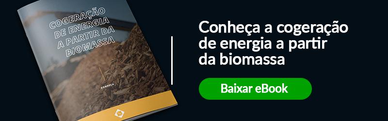 Conheça a cogeração de energia a partir da biomassa!   Baixar eBook   Engecass Vapor