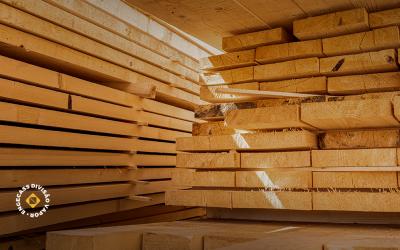 Como a estufa para secar madeira pode aumentar a eficiência de secagem?