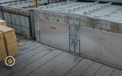 Secador de madeira: Como funciona e porque ter um na sua indústria
