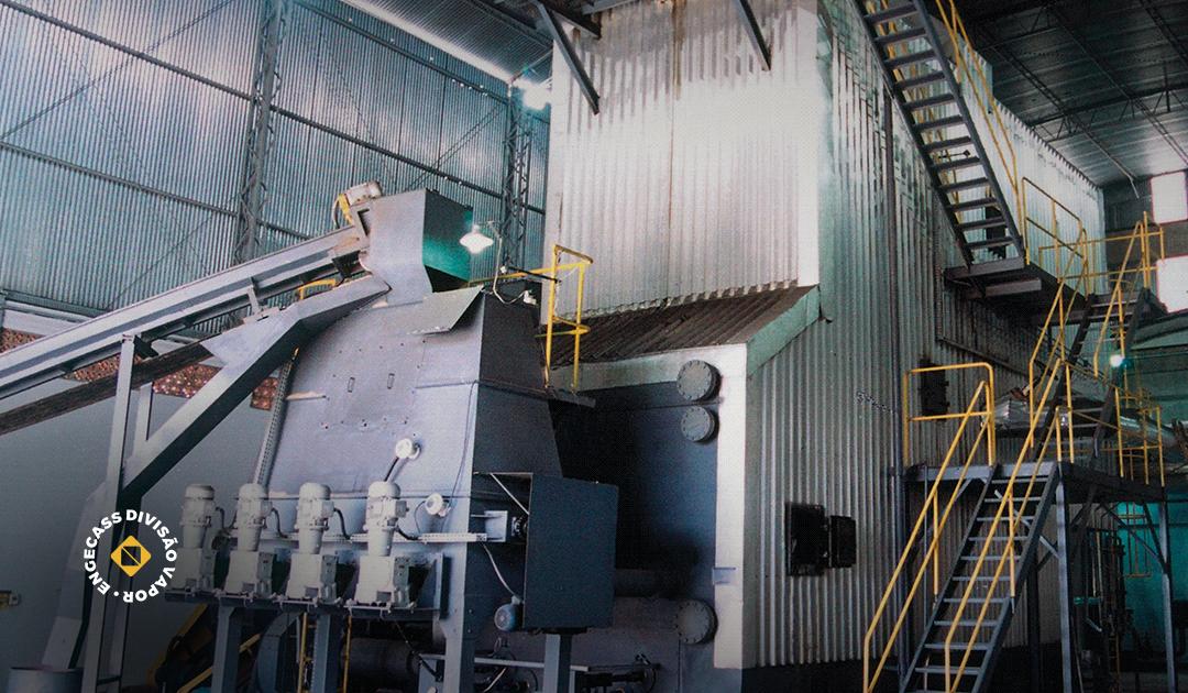 Conheça a caldeira aquatubular: Essencial no processo de geração de energia
